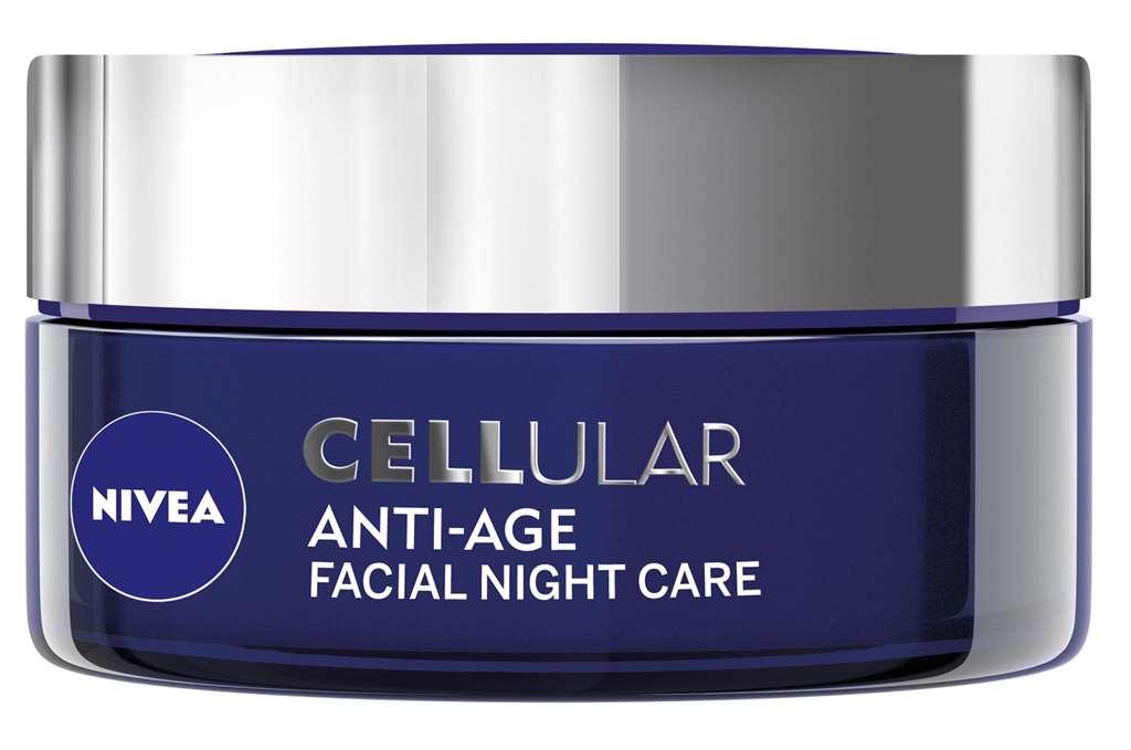 NIVEA Cellular Anti-Age Bőrfiatalító Éjszakai Arckrém 3999Ft