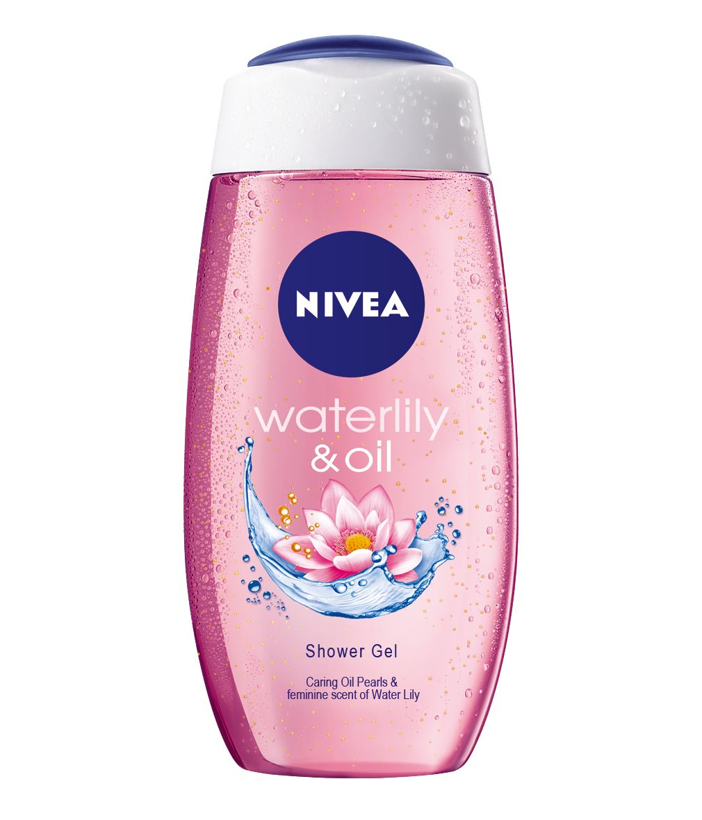 NIVEA Waterllily & Oil tusfürdő 250ml  749Ft