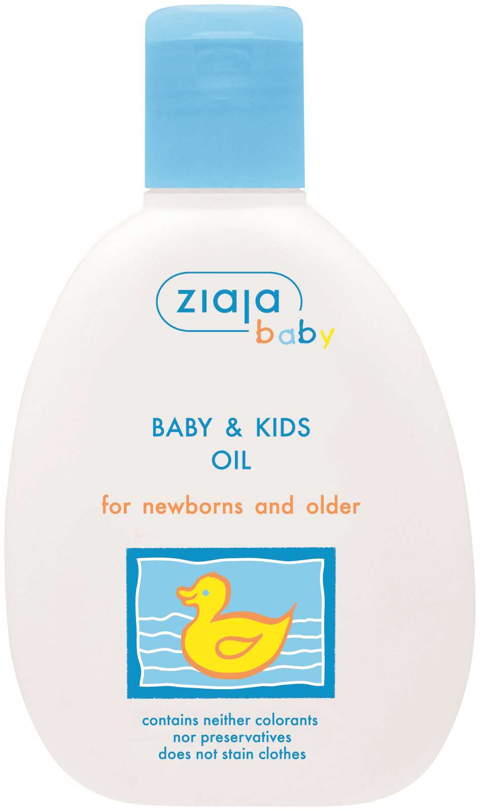 Ziaja baba es gyermek fürdeto olaj 200ml